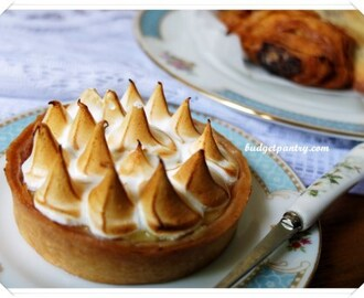 A tribute to my favourite Passionfruit Meringue Tart @ Carpenter and Cook