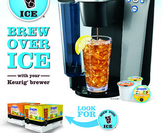 Brew Over Ice Review and Giveaway!!