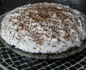 Rosie Makes Homesick Texan's Mexican Coffee Ice Cream Pie.