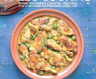 The new fabulous Mediterranean Paleo Cookbook GIVE-AWAY!!!!