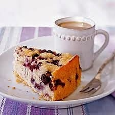 Resep Blueberry Rich Cake