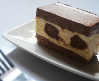 Choco mousse cheese cake