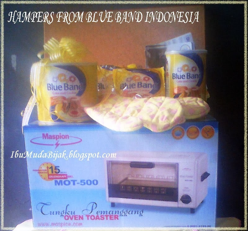 Hampers dari Blue Band Indonesia