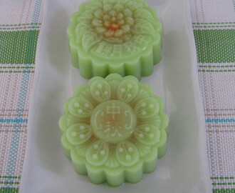 Mooncake : Cendol Jelly Mooncake