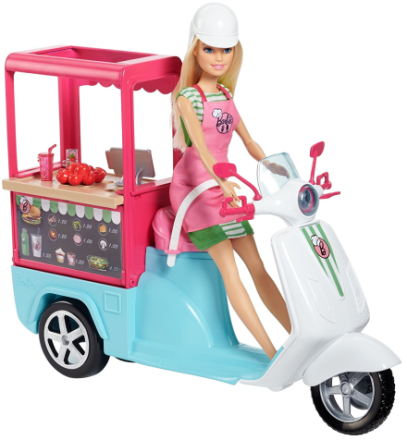 Barbie Bistro Scooter FHR08
