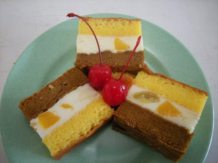 Resep Cake Puding