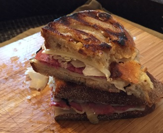 Leftover Corned Beef- Make A Reuben Sandwich