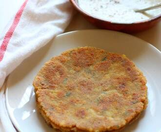 Rajgira Paratha Recipe For Vrat Fasting (Farali Recipe)