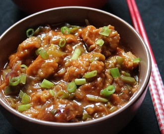 Gobi Manchurian Recipe / How to Make Restaurant Style Gobi Manchurian Gravy