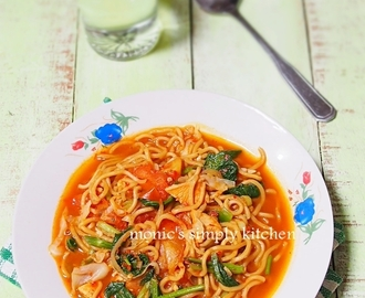 Mie Rebus Aceh