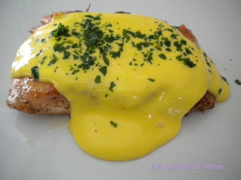 Sauce hollandaise facile, rapide et inratable