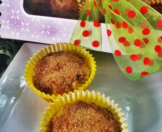 I say Potato, You say Petatoes, We say Poraros – Sweet Potato Muffins