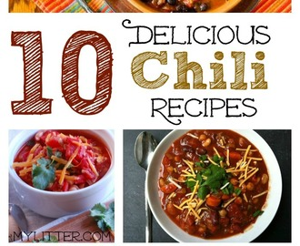 10 Delicious Chili Recipes