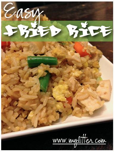Easy Fried Rice Recipe – Family Friendly and Quick!