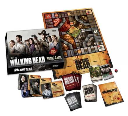 Walking Dead Sällskapsspel - TV Series