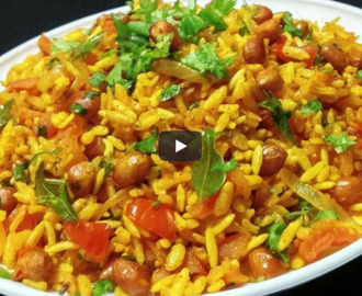 Instant Murmura Poha Recipe Video