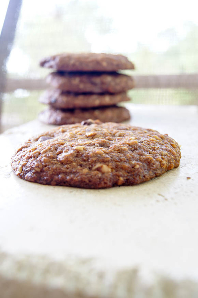 TBB - Luxury Oatmeal Cookies