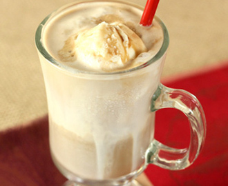 Resep Kopi : Creme Coffe Float