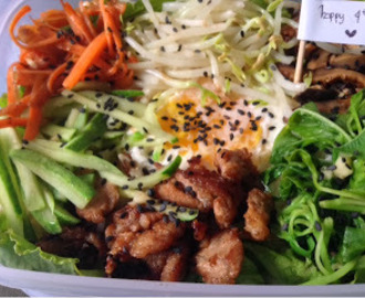 Bibimbap 비빔밥 for 4th Years Anniversary