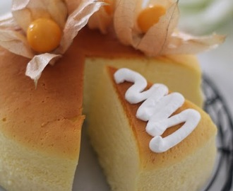 日本芝士蛋糕 (Japanese Cheesecake)