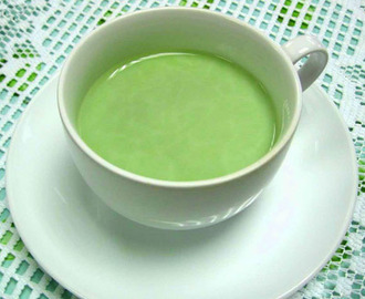 Resep Teh : Milk Green Tea