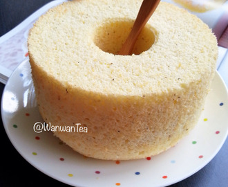 起司黑胡椒戚风蛋糕Cheese & Black Pepper Chiffon Cake