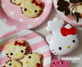 Hello Kitty German Cookies [19 May 2015]