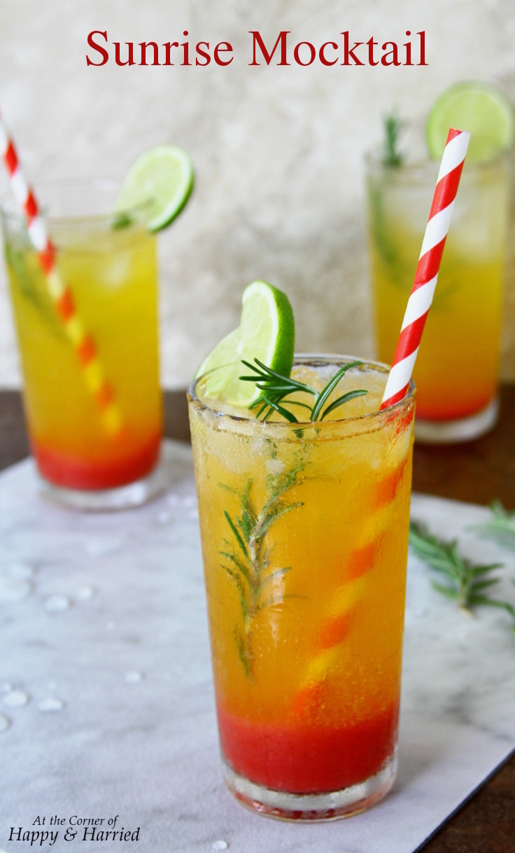 Sunrise Mocktail