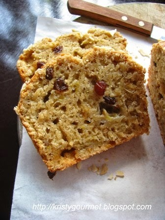 Vegan Banana Quick Bread