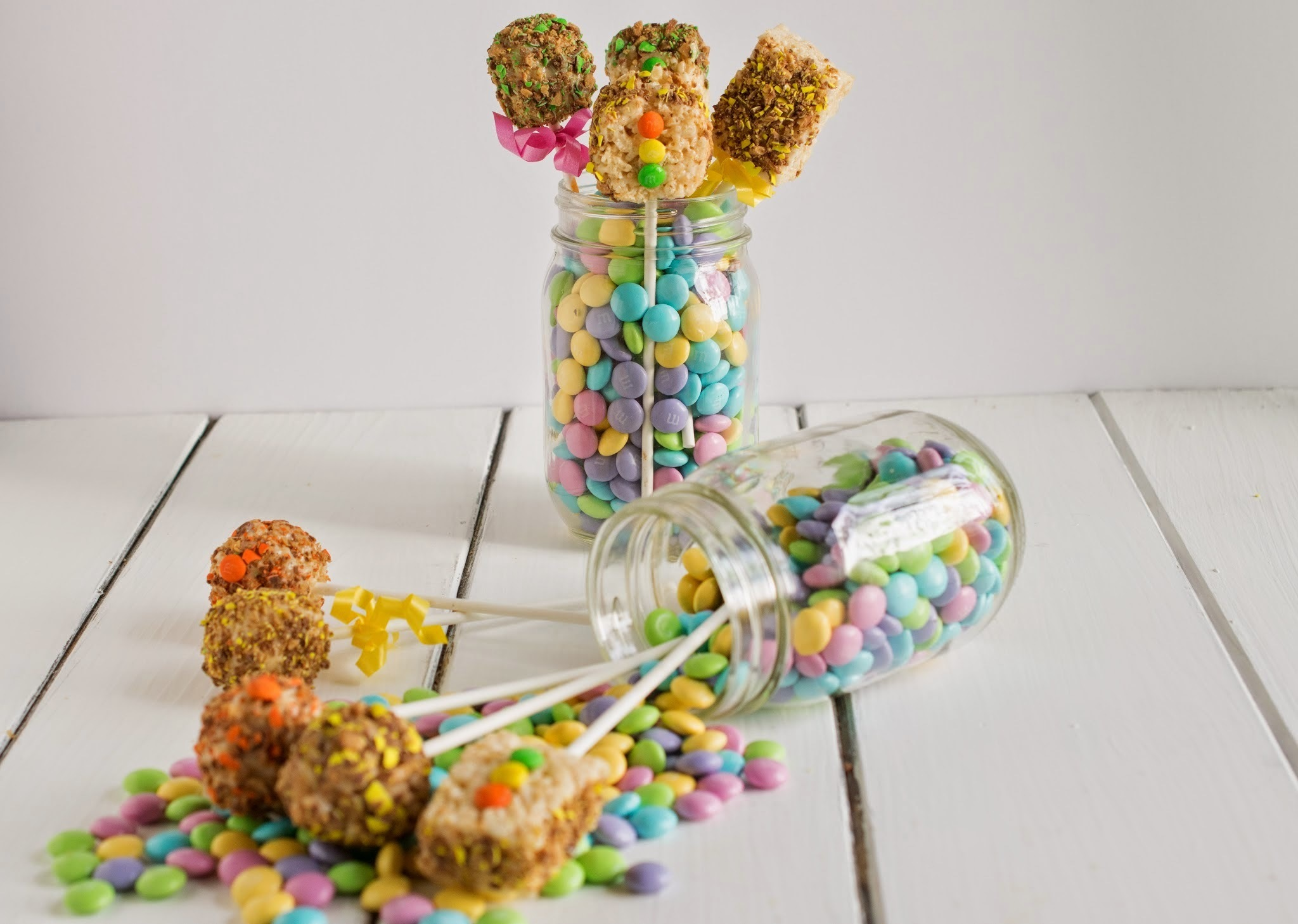 Rice Krispies Treats® Spring pops