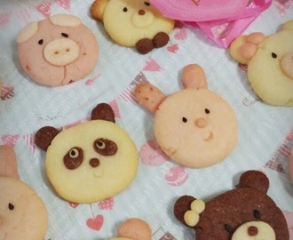 ? Cookies Zoo Series ? Teddy Bear ? Panda Bear ? Rabbit ? Pig ?