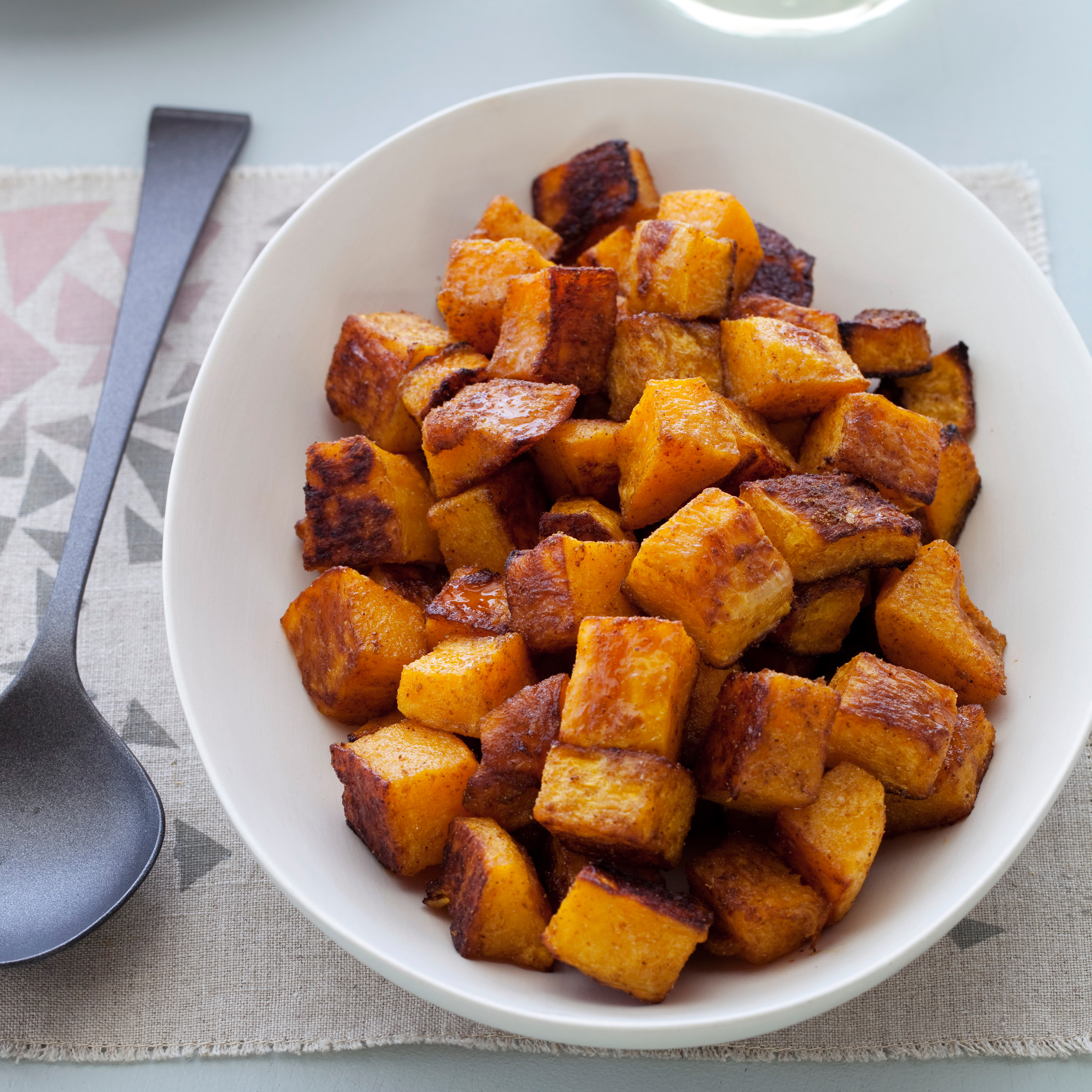 Spice Roasted Butternut Squash