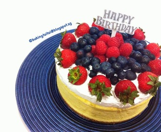 Key Lime Classic Cheesecake Tutorial Video Recipe 青柠经典芝士蛋糕 (中英食谱视频教程 )