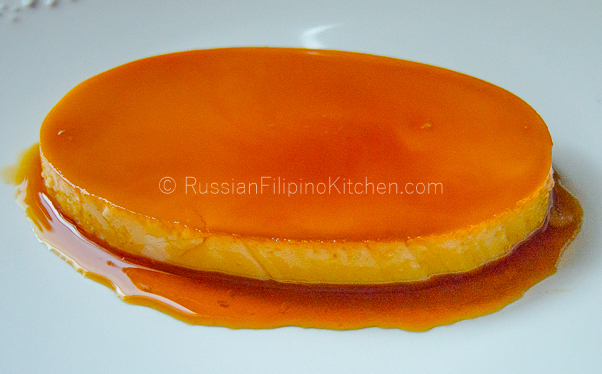 Smooth and Creamy Steamed Leche Flan