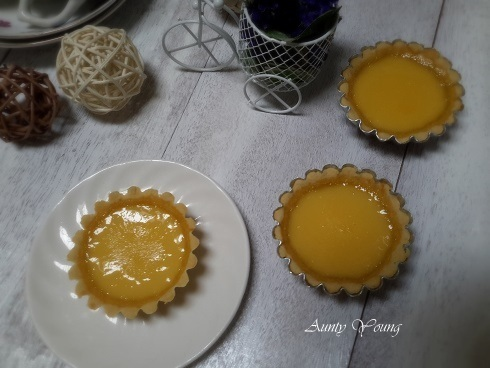 蛋挞~ 多才多艺奖 (Egg Tart ~ The Versatile Blogger Award)