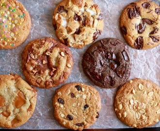 Crazy Cookie Dough: One Easy Cookie Recipe with Endless Flavor Variations!