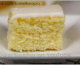 Yummy Lemon Cake Brownies Recipe 2018 Update