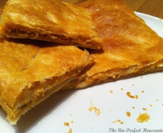 Spicy Tuna & Egg Pie