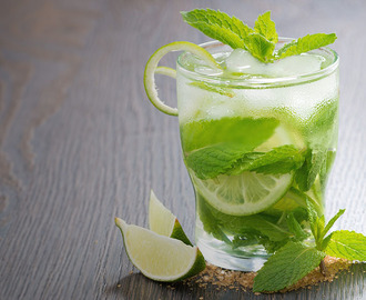 De perfecte mix: Mojito Royal