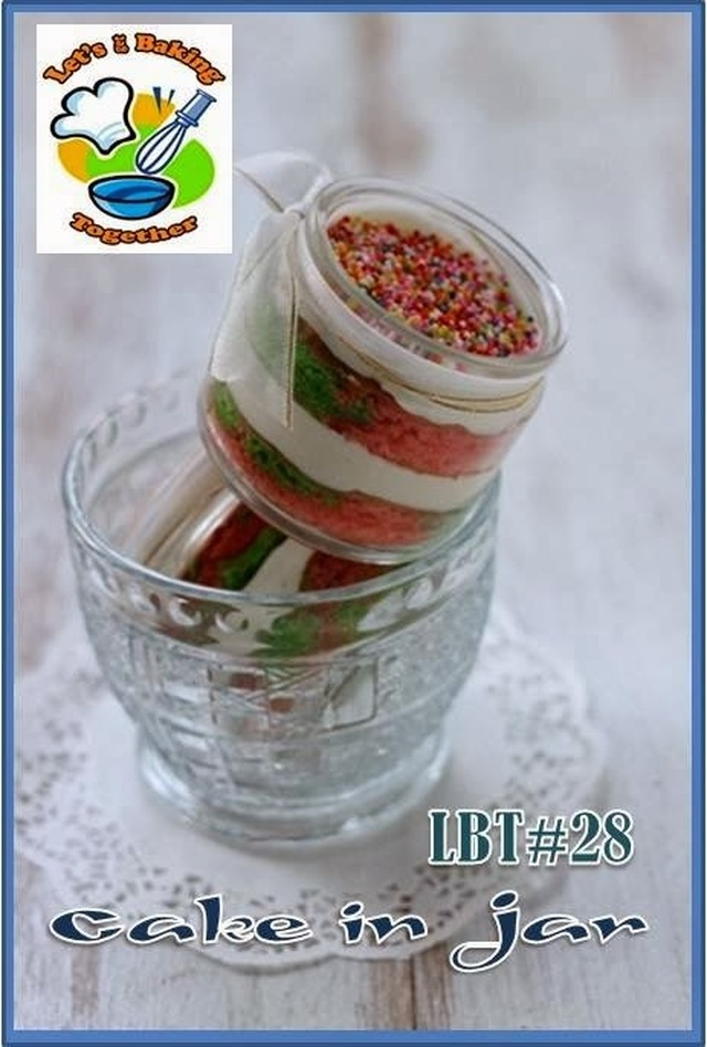 Cake In Jar (LBT#28)