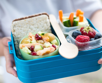 Healthy Packed Lunch Ideas