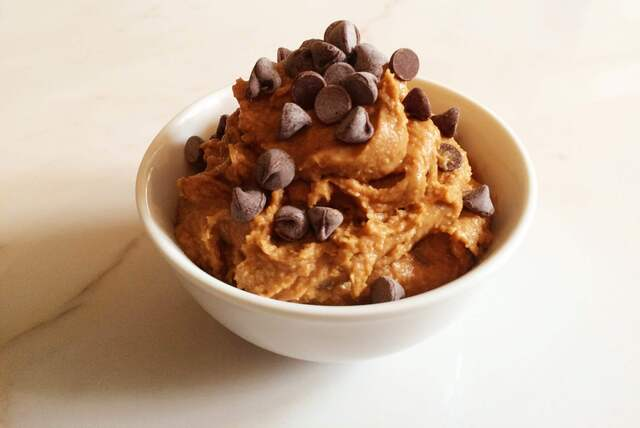 sneaky cookie dough dip