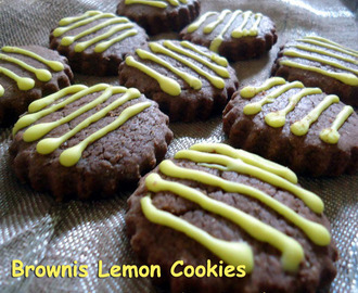 Brownis Lemon Cookies