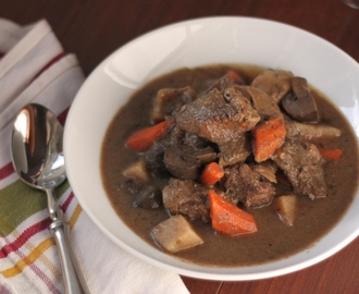 Company-Worthy Slow Cooker Beef Stew