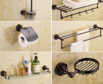 How to furnish the bathroom with style.