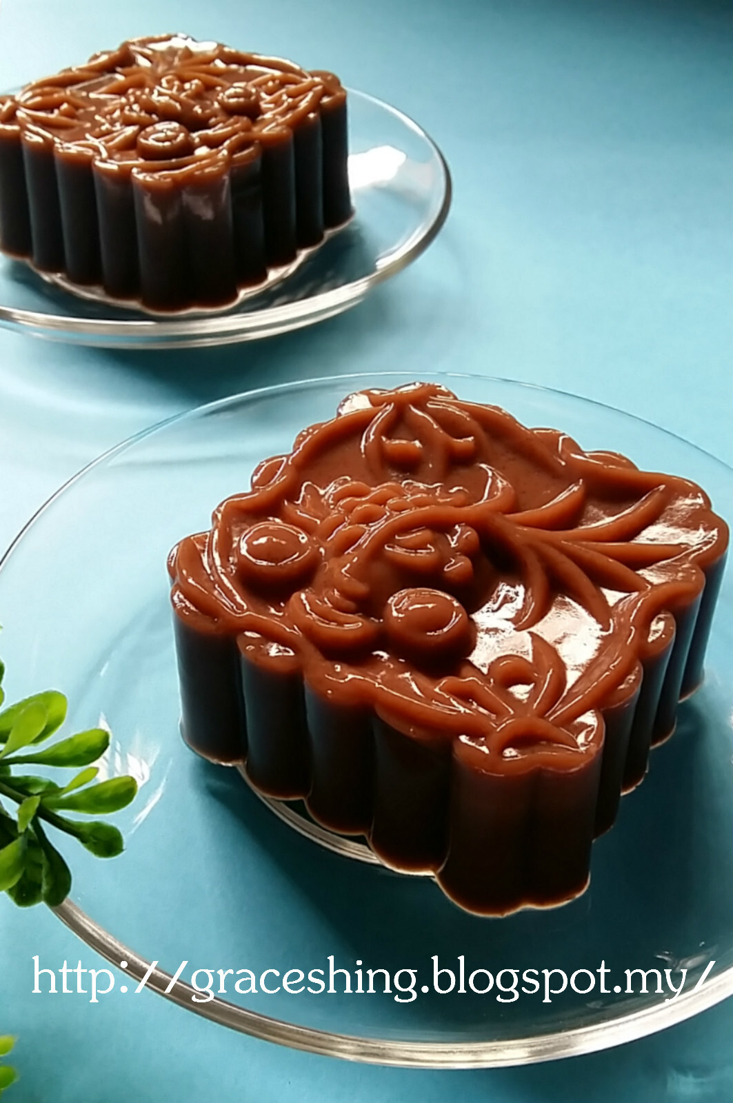 美禄莲蓉燕菜月饼 Milo Lotus Paste Jelly Mooncake