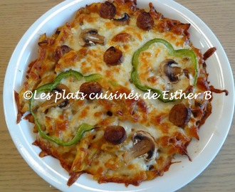 Pennes pizza