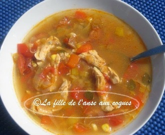 SOUPE GALICIENNE