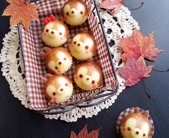 小松鼠奇奇蒸糕Chip Tsum Tsum Steam Cakes