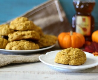 Whole Wheat Pumpkin Drop Biscuits #BRMHolidays